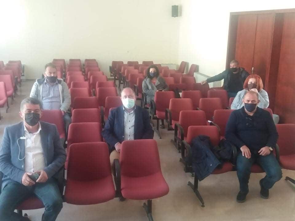 Μεσολόγγι: Συνάντηση του Συνδυασμού «Δήμος για τα παιδιά μας» με το σωματείο εργαζομένων για το ΧΥΤΑ