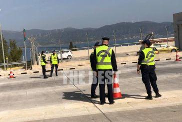 Τους γύρισαν πίσω από τα διόδια του Ρίου- Πόσα οχήματα έχουν περάσει σήμερα