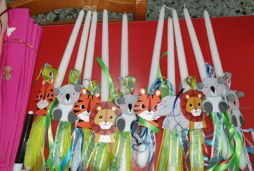 Δήμος Ακτίου-Βόνιτσας: Πασχαλινά δώρα στους μαθητές των παιδικών σταθμών