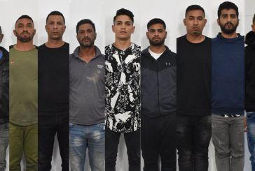 ΕΛΑΣ: Αυτοί είναι οι κατηγορούμενοι για κλοπές και ληστείες στην Αττική – ένας από Αγρίνιο