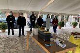 Ο Δήμος Μεσολογγίου ευχαριστεί το κλιμάκιο του ΕΟΔΥ