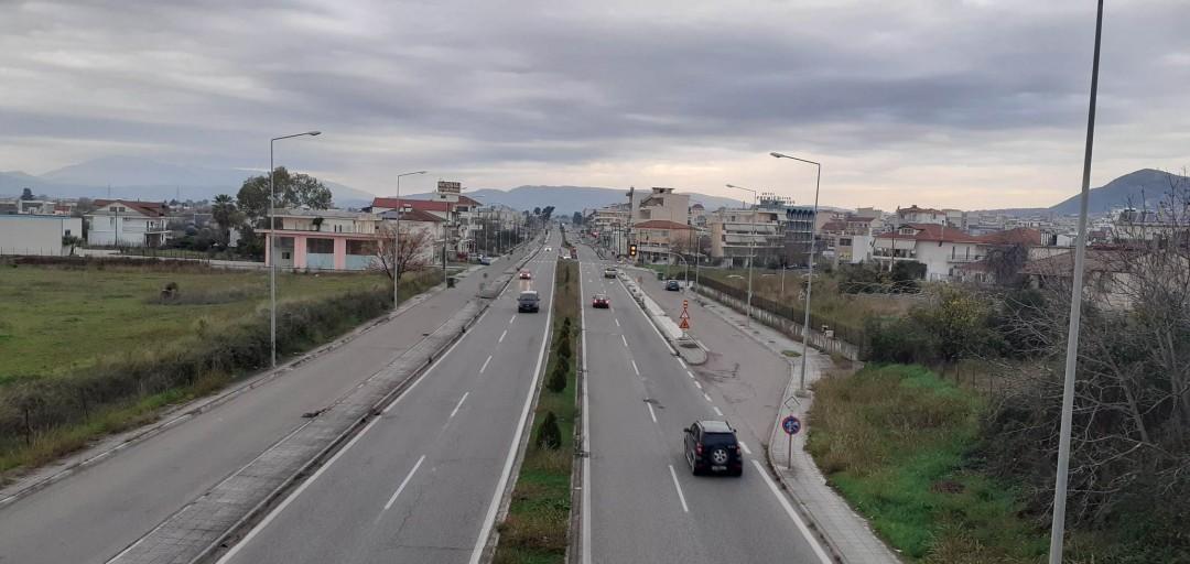 Ο «σύμβουλος» που μαρτυρά την αναβάθμιση της εθνικής οδού όσο αργεί η κάθετη σύνδεση με την Ιόνια