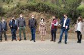 Επίσκεψη Φαρμάκη σε οδικά έργα στον Βάλτο και στην δυτική ακτή της Αιτωλοακαρνανίας
