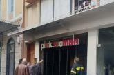 Κάηκε κατάστημα ρούχων στο κέντρο του Μεσολογγίου- έρευνα για εμπρησμό