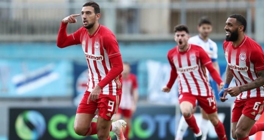 Κύπελλο Ελλάδας: ΠΑΣ Γιάννινα – Ολυμπιακός 1-1