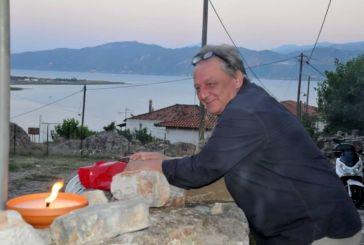 Δήμαρχος Θέρμου: Μεγάλη απώλεια ο θάνατος του Κώστα Καρακώστα