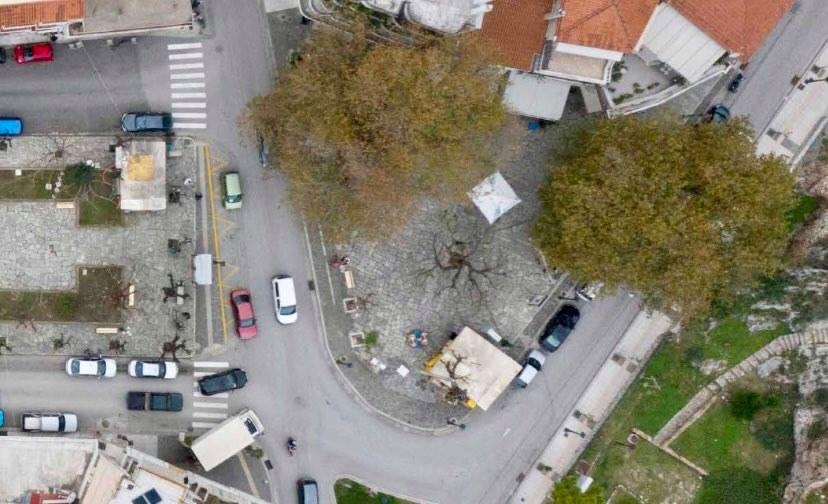 Διαγωνισμός για την ανάπλαση του Κοινόχρηστου Χώρου στο Κεφαλόβρυσο Ναυπάκτου
