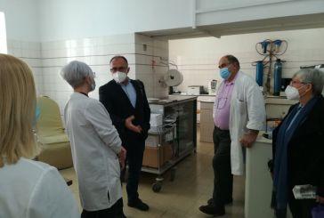 Αντιπροσωπεία του ΚΚΕ στα Κέντρα Υγείας Αμφιλοχίας και Αστακού