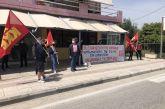 ΚΚΕ-ΚΝΕ: Παρέμβαση έξω από στρατόπεδο Μεσολογγίου για τα δικαιώματα των νέων στρατευμένων