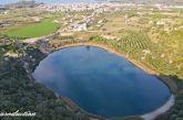 Η λίμνη Κομήτη στη Βόνιτσα και η θεωρία του μετεωρίτη(βίντεο)
