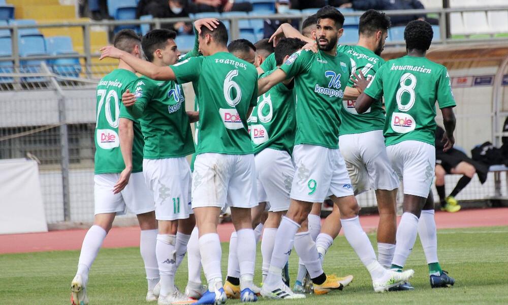 Super League 2: Ασταμάτητος ο Ιωνικός, νίκη για Λεβαδειακό