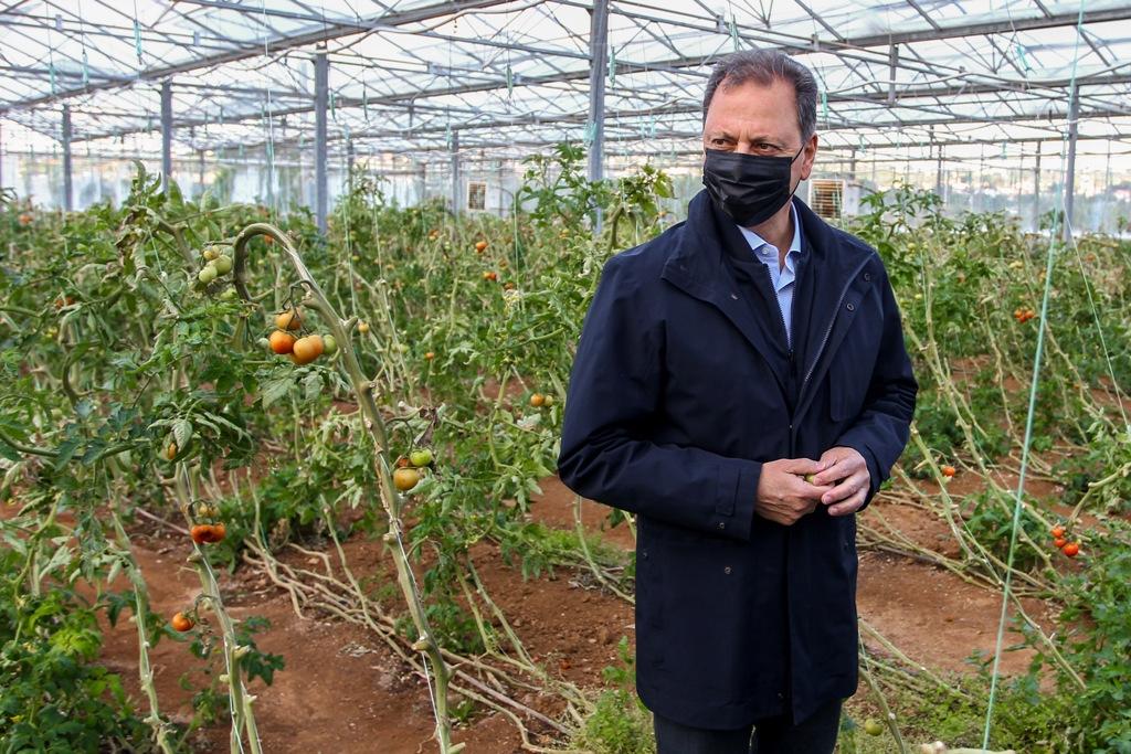Νέα εποχή στον αγροδιατροφικό τομέα με σφραγίδα Λιβανού