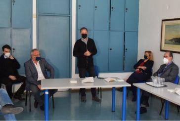 Λιβανός: «Το ΥΠΑΑΤ ετοιμάζει πρόταση προς το Υπ. Παιδείας για την εκπαίδευση στον πρωτογενή τομέα»