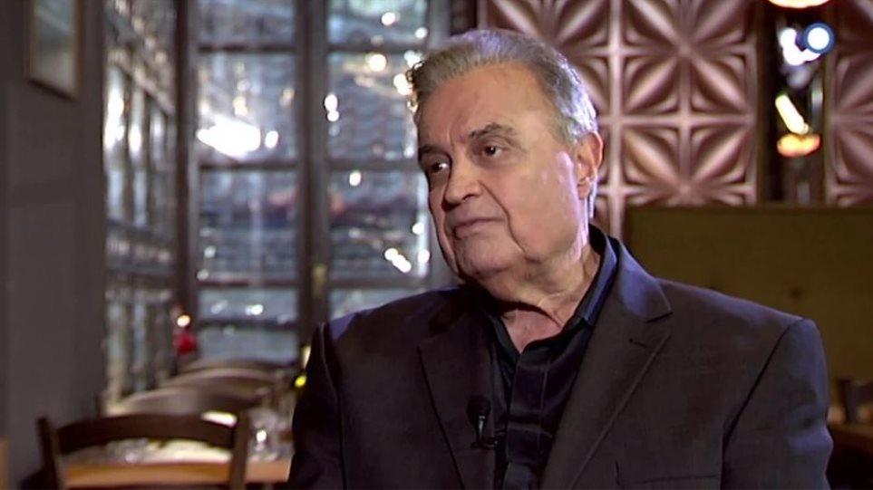 Πέθανε ο τραγουδιστής Λευτέρης Μυτιληναίος