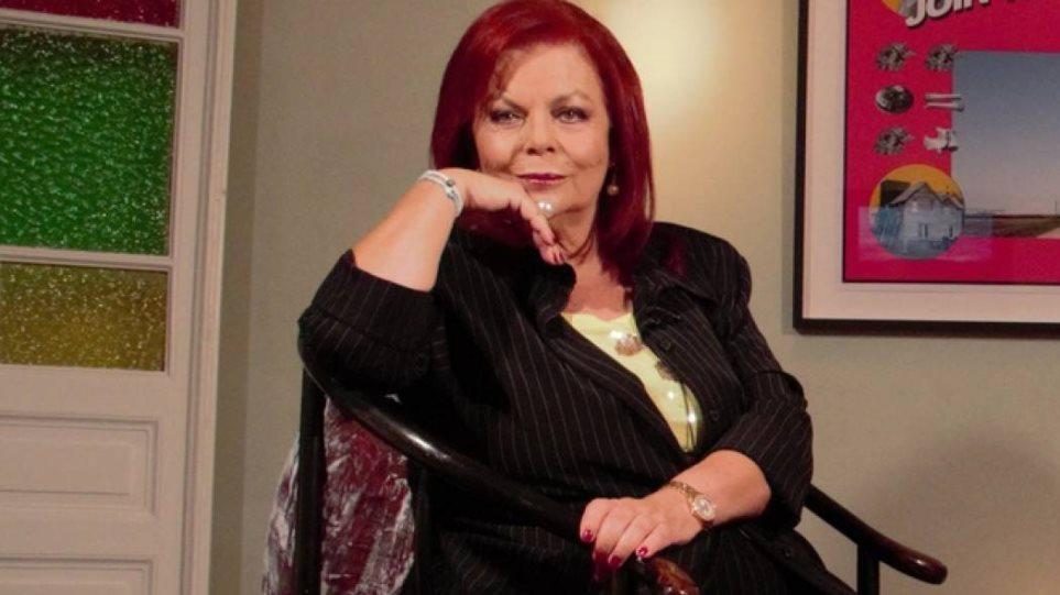 Νόρα Κατσέλη: Νοσηλεύεται σε σοβαρή κατάσταση έπειτα από επέμβαση για εγκεφαλική αιμορραγία