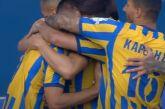 Τα highlights του Παναιτωλικός – Απόλλων Σμύρνης 1-0