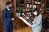 Με «Πορφυρό βλέμμα» ο δήμαρχος Αγρινίου στην Σακελλαροπούλου