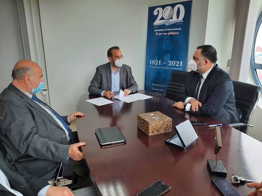 Περιφέρεια Δυτικής Ελλάδας: Ψηφιακές δράσεις μέσω ΕΣΠΑ για τα 200 χρόνια από την Επανάσταση