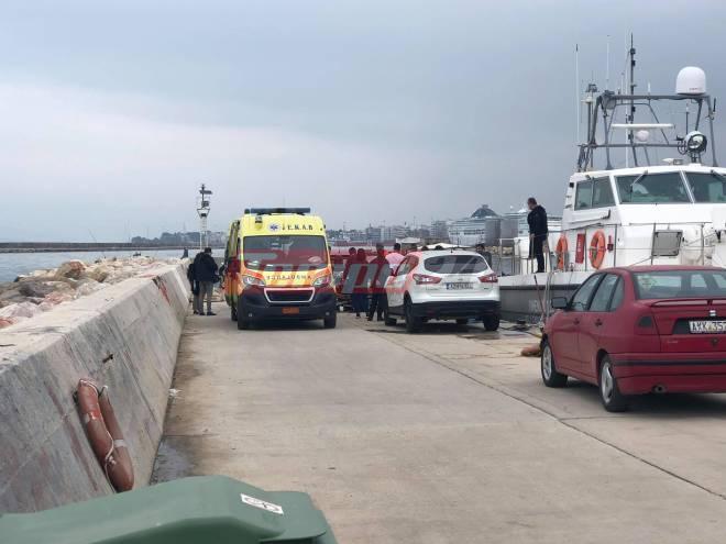 Πάτρα: Πτώμα 40χρονου άνδρα εντοπίστηκε στο λιμάνι