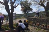 Δράσεις του Πολιτιστικού Συλλόγου Σαργιάδας και της Ακτίνας Εθελοντισμού του Δήμου Αγρινίου