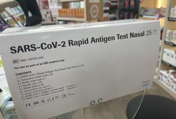 Μαγιοργκίνης: «Πολύ μικρή η πιθανότητα να βγει ψευδώς αρνητικό ένα self test»