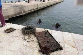 Εθελοντικός καθαρισμός στο λιμάνι της Βόνιτσας