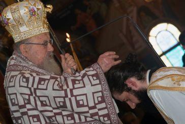 Αγρίνιο: Χειροτονήθηκε πρεσβύτερος ο π. Φώτιος Σωφρόνης από την Ποταμούλα