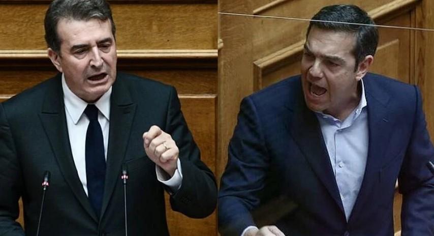 Χρυσοχοΐδης κατά Τσίπρα: Ανίερο να σκυλεύεις πολιτική σε φρέσκο αίμα δημοσιογράφου