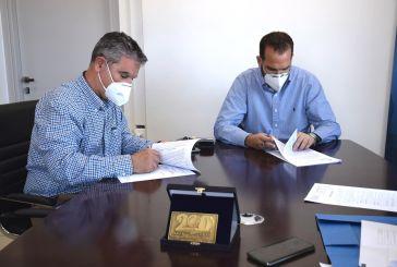 Σύμβαση για την αντιμετώπιση απρόβλεπτων προβλημάτων στο οδικό δίκτυο της Δυτικής Ελλάδας