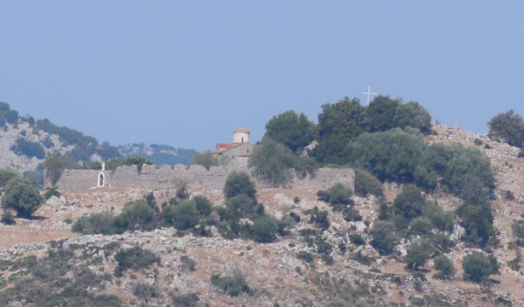 Ο Άγιος Γεώργιος Πόρτας Μπαμπίνης