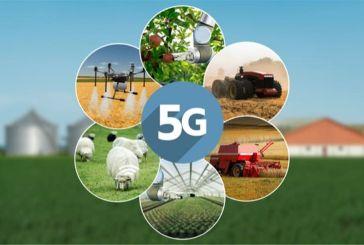 «Εξυπνότερη» γεωργία ακριβείας και αποδοτικότερη καλλιέργεια με το 5G