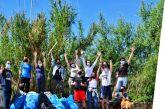 Μέχρι και… self tests μάζεψαν εθελοντές που καθάρισαν στα Αμπάρια Παναιτωλίου (φωτο)