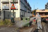 Απολυμάνσεις κάδων στο ΔΑΚ και σε σχολεία του Αγρινίου