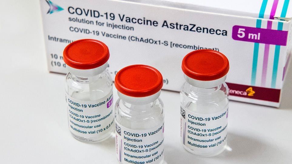 Κορωνοϊός: Πληροφορίες για παύση των εμβολιασμών με AstraZeneca στους κάτω των 60 ετών στην Ελλάδα