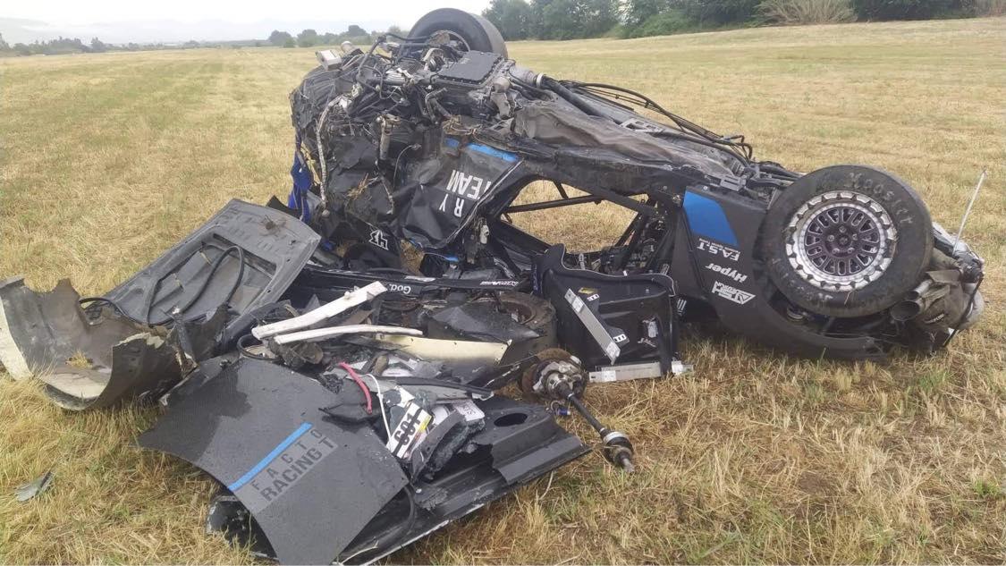 Tραγωδία στο Αγρίνιο: δυστύχημα με νεκρόοδηγό στους αγώνες dragster (φωτο, βίντεο)