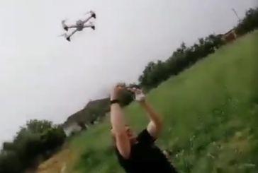 Aιτωλοακαρνανία: Το κοκορέτσι ήρθε με drone (βίντεο)