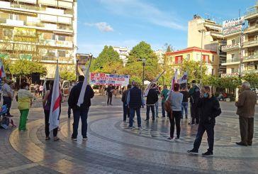 Σε νέα απεργιακή συγκέντρωση καλεί το Εργατικό Κέντρο Αγρινίου για το εργασιακό νομοσχέδιο