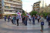 Αγρίνιο: Νέο συλλαλητήριο του Εργατικού Κέντρου για το εργασιακό νομοσχέδιο-«Να αποσυρθεί τώρα αυτό το τερατούργημα»