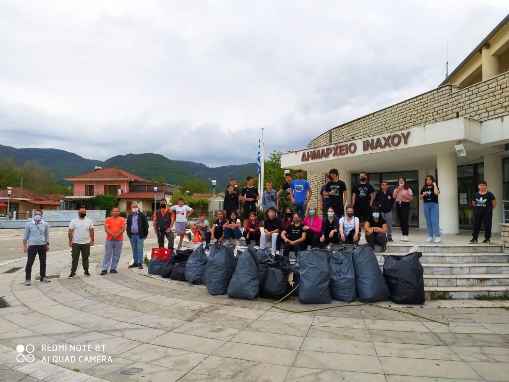 Αυθόρμητος ενθουσιώδης εθελοντισμός στα χωριά του Βάλτου!