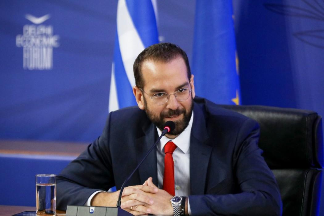 Ν. Φαρμάκης στο Οικονομικό Φόρουμ Δελφών: «Η πανδημία ανέδειξε την αξία της περιφερειακής διακυβέρνησης»