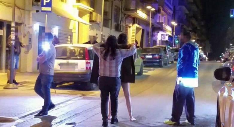 Θεσσαλονίκη: Ολόγυμνη γυναίκα σε κεντρικό δρόμο – Τι είχε συμβεί