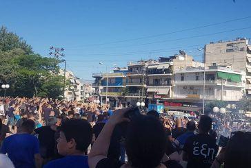 Ιωνικός: Πανικός στη Νίκαια για την άνοδο – Βγήκε κόσμος στους δρόμους