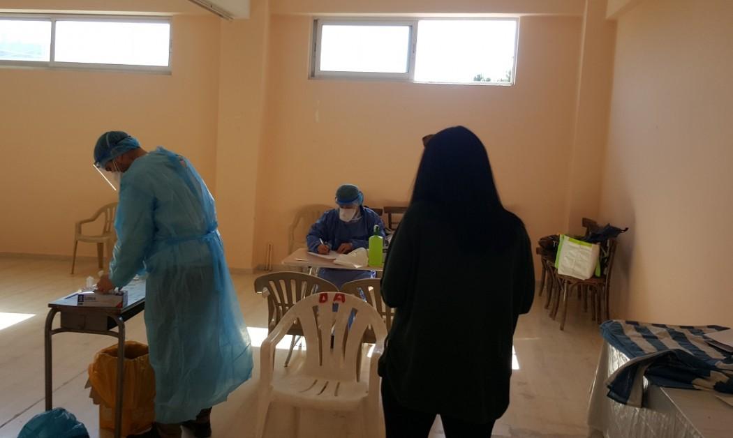 Καλύβια: Αναφορές για διασπορά κρουσμάτων, rapid test την Τετάρτη