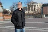 22χρονος φοιτητής ο άνδρας που φέρεται να κυνήγησε την κοπέλα με «το μόριό του έξω»