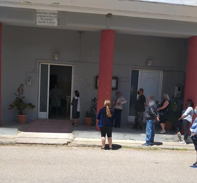 Κορωνοϊός: Καλά νέα για το Παναιτώλιο, μόλις ένα θετικό δείγμα στα σημερινά rapid tests