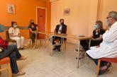 Επίσκεψη Θανάση Παπαθανάση στο Δήμαρχο Ξηρομέρου και το Κέντρο Υγείας Αστακού