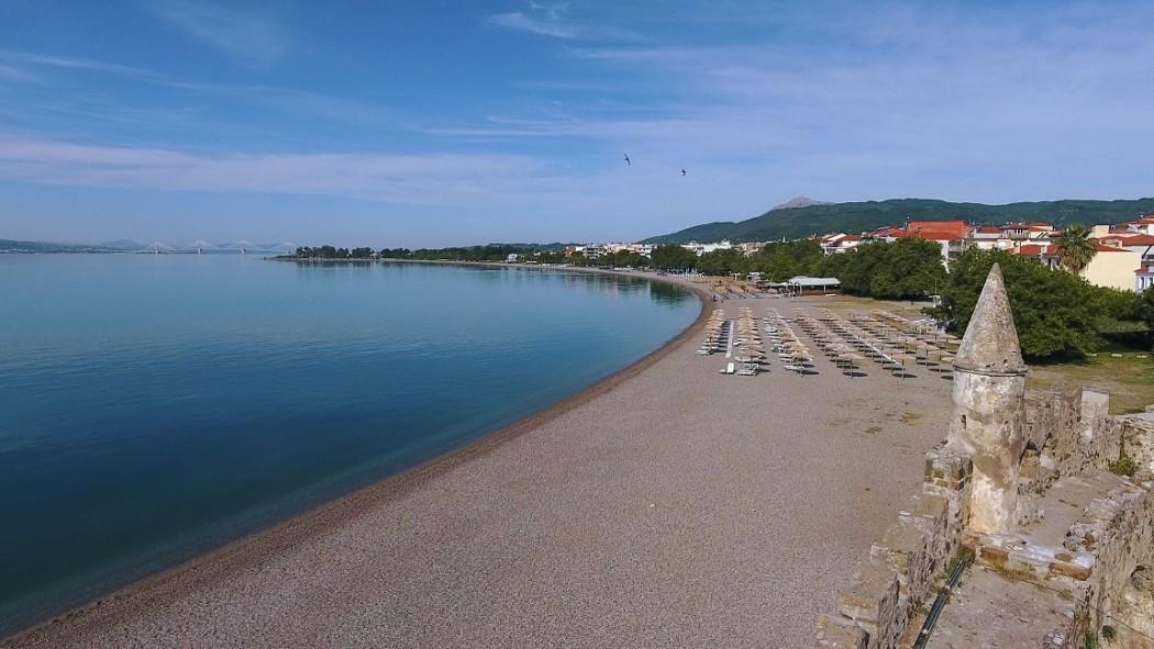 Δήμος Ναυπακτίας: Απαραίτητη επικοινωνία με το Τμήμα Αγροτικής Ανάπτυξης πριν την οποιαδήποτε ενέργεια στις παραλίες