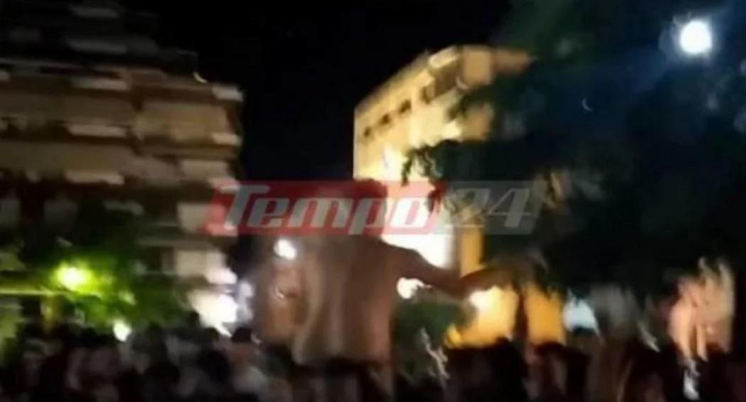 Πάτρα: «Καραντινάκηδες πονάτε;» -Νέο κορωνοπάρτι στην Παντάνασσα, διασκέδαζαν προκλητικά μέχρι τα ξημερώματα