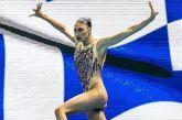 Ασημένιο μετάλλιο για τη Ναυπάκτια Ευαγγελία Πλατανιώτη στο ευρωπαϊκό συγχρονισμένης κολύμβησης