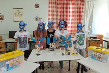 Γυμνάσιο Νεάπολης: Κατασκευές που χρησιμοποιούν Ανανεώσιμες Πηγές Ενέργειας